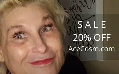 20% off Sale !!  | Acecosm.com