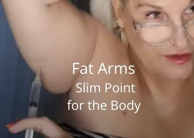 Fat Arms | Slim Point for the Body | Getglowingnowskincare.com