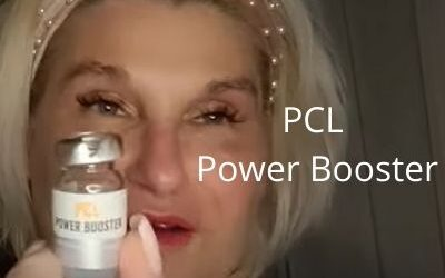 PCL POWER Booster   Glamderma.com