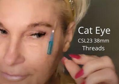 Cat Eye | CSL23 38mm Threads | Acecosm.com