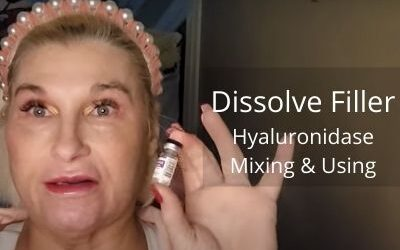 Dissolve Filler | Mixing & Using Hyaluronidase