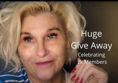 Huge Give Away   Celebrating 2k Members